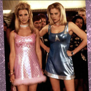 Romy and Michele's High School Reunion costume Set